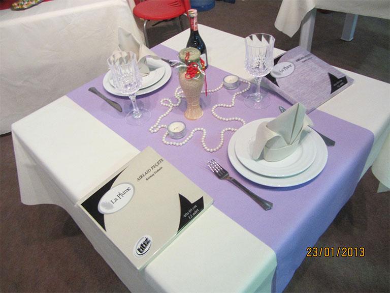 Anfaş Hotel Equipment Fair Antalya