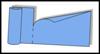 AIRLAID 40x120 1/1. Her 120 cm'de bir gizli perforaj. Bir ruloda toplam 20 adet havlu